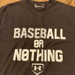Baseball under armor